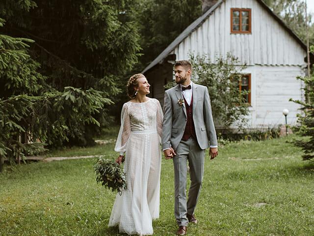 garnitury ślubne sklep